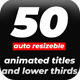Titles Pack - VideoHive Item for Sale