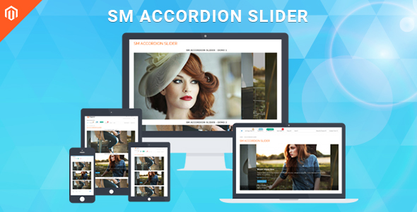 SM Accordion Slider - Responsive Magento Module            Nulled