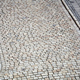 Aerial view of an old cobblestone street. - PhotoDune Item for Sale