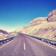 Scenic mountainous road, USA. - PhotoDune Item for Sale