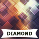 Diamond Photoshop Backgrounds III - GraphicRiver Item for Sale