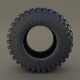 Maxxis Trepador Tire - 3DOcean Item for Sale
