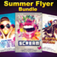 Summer Bundle vol2 - GraphicRiver Item for Sale