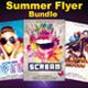 Summer Bundle vol2 - GraphicRiver Item for Sale