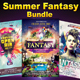 Summer Fantasy Flyer Bundle - GraphicRiver Item for Sale