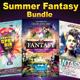Summer Fantasy Flyer Bundle - GraphicRiver Item for Sale