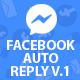 Facebook Auto Reply V.1