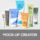 Cosmetic Tubes Mockup - GraphicRiver Item for Sale