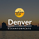 Denver Creative PowerPoint Template - GraphicRiver Item for Sale