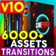 6000+ Pack CINEPUNCH Video Creator Mega Suite - VideoHive Item for Sale