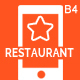 Star - Restaurant and Food Mobile Template