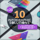 Infographic Solutions. Part 20 - GraphicRiver Item for Sale