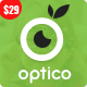 Optico | Optometrist & Eyecare WordPress Theme