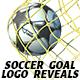 Soccer Goal Logo Reveals - VideoHive Item for Sale