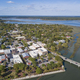 Aerial view of historic downtown area of Beaufort, South Carolin - PhotoDune Item for Sale
