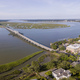 Aerial 360 degree panorama of Beaufort, South Carolina historic - PhotoDune Item for Sale