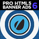 Professional HTML5 Banner Ads 6 |  Animate CC - CodeCanyon Item for Sale