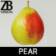 Pear 001 - 3DOcean Item for Sale