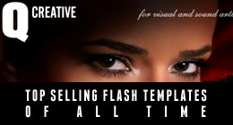 Top Selling Flash Templates