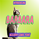 Barbara Cartoon Font