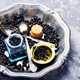 Bowl of juniper berries - PhotoDune Item for Sale
