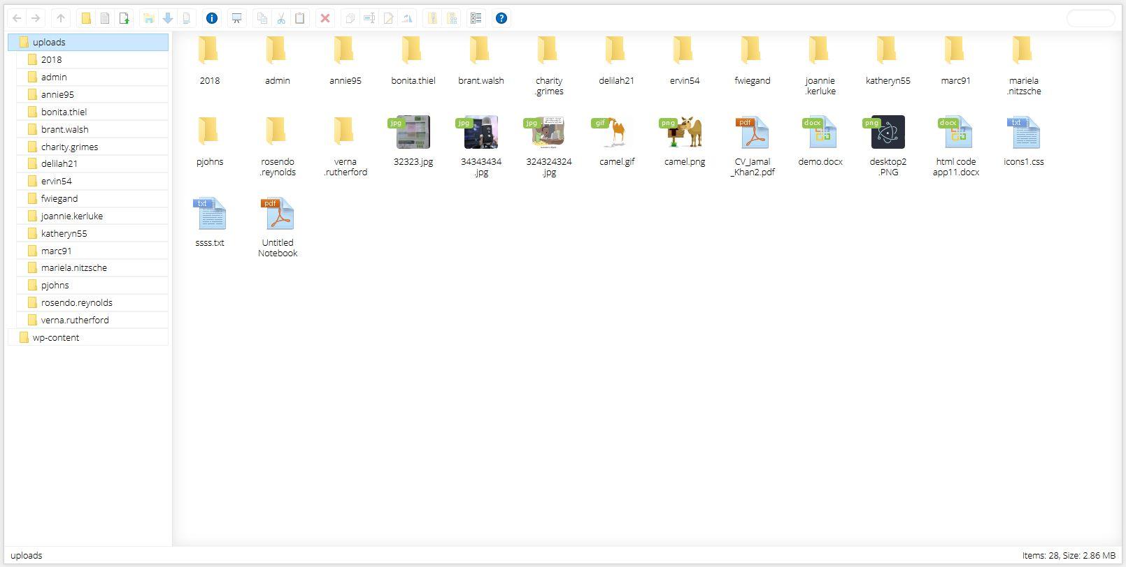 File Manager Plugin For Wordpress