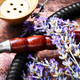 Asian tobacco hookah with lavender aroma - PhotoDune Item for Sale