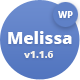 Melissa - Personal Blog/Magazine WordPress Theme - ThemeForest Item for Sale