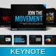 Sharp Design Keynote Template - GraphicRiver Item for Sale
