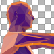 Low Poly Party Dancer 3 - VideoHive Item for Sale
