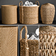 Baskets 4 - 3DOcean Item for Sale