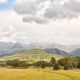 Drakensberg at Garden Castle. Rhino Peak is visible - PhotoDune Item for Sale
