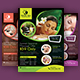 Spa Flyer Template - GraphicRiver Item for Sale