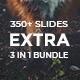 3 in 1 Extra Minimal - Bundle Google Slide Template - GraphicRiver Item for Sale
