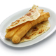 shaobing youtiao, chinese cruller in layered flatbread, taiwanese food - PhotoDune Item for Sale