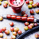 Stylish oriental shisha with gooseberry - PhotoDune Item for Sale