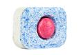 Dishwasher tablet on white background - PhotoDune Item for Sale