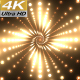 Lights Tunnel VJ Loop 4K - VideoHive Item for Sale