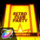 Retro Club Party Promo - Apple Motion - VideoHive Item for Sale