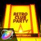 Retro Club Party Promo - Apple Motion