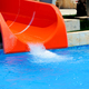 Colorful water slides - PhotoDune Item for Sale