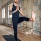 Meditation in yogi studio, full concentration - PhotoDune Item for Sale