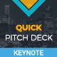 Quick Pitch Deck - GraphicRiver Item for Sale