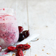 Cherry and yogurt smoothie - PhotoDune Item for Sale