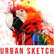 Ink - Urban Sketch Photoshop Actions - GraphicRiver Item for Sale
