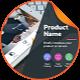 Fast Render Presentation | Modern Gradient Design - VideoHive Item for Sale