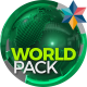 Dotted World Pack - VideoHive Item for Sale