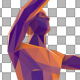 Low Poly Party Dancer - VideoHive Item for Sale
