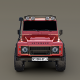 Land Rover Defender 110 Custom v2 - 3DOcean Item for Sale