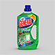 Detergent bottle - Der General 3D model - 3DOcean Item for Sale